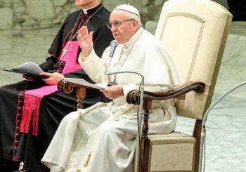 "Papa Francisco, Catequesis Sobre  ""María, Madre De Esperanza""."