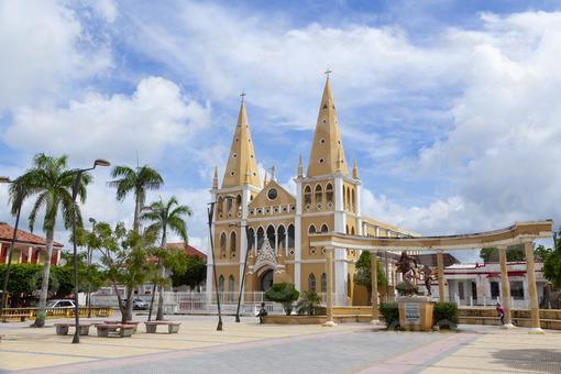 Parroquia Santa Catalina de Alejandria en Turbaco